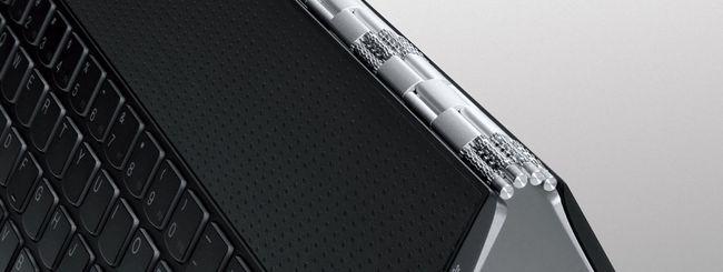 Lenovo Yoga 3 Pro, un particolare laptop Windows