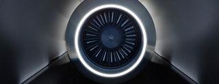 Hyperloop Transportation Technologies, le immagini