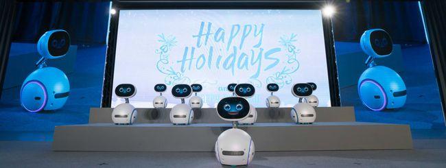 ASUS inizia la vendita del robot Zenbo