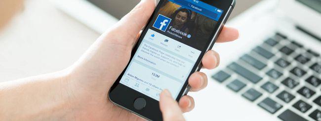 Facebook testa un nuovo browser per l'app