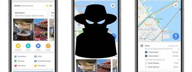 iPhone fa la spia se passate vicino la scena di un crimine