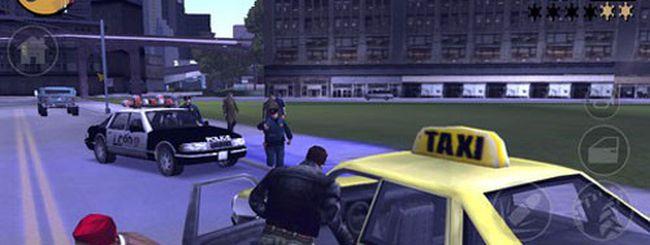 Grand Theft Auto 3 disponibile su iPhone, iPod Touch e iPad