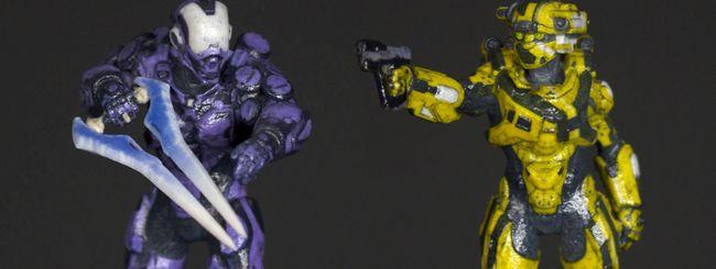 Halo: i soldati Spartan e le stampanti 3D
