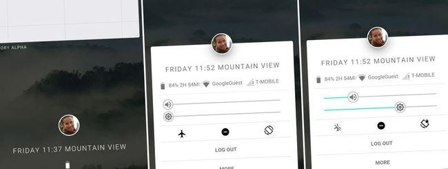 Google Fuchsia, un primo sguardo all'interfaccia