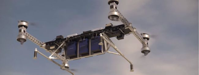 Boeing ha costruito un drone gigante da trasporto