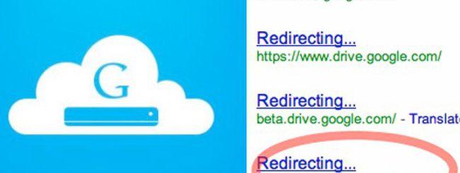 Google Drive, il servizio di cloud storage in fase beta?