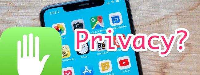 Violazione Privacy: Facebook e Google beccate spiare gli utenti iOS