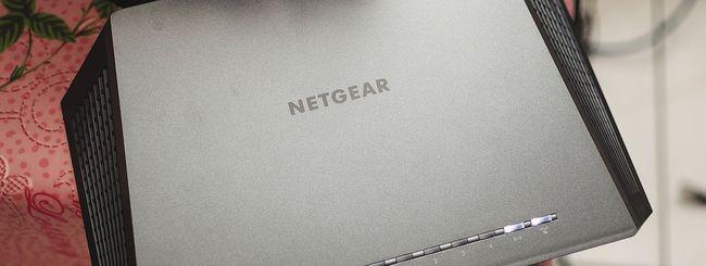 Grave bug nei router Netgear, patch in arrivo