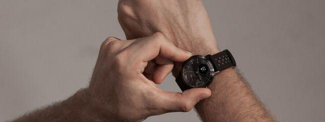 Withings Steel HR Sport, smartwatch per fitness
