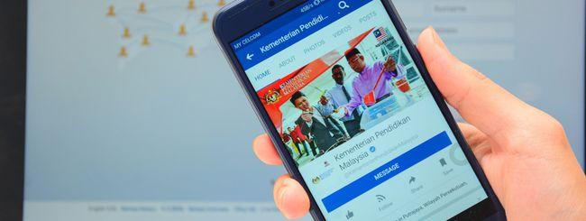 Facebook mette un piede in Cina