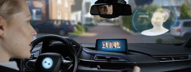 Nuance Dragon Drive, l'auto ci parla