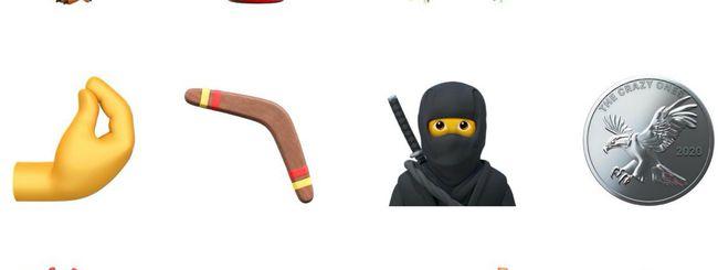 iOS 14.2: nuovi Emoji Ninja, Dodo, gesto italiano e altri