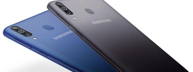 Samsung annuncia il Galaxy M30