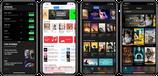 iPhone 11 + iOS 13 + Dark Mode