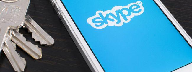 Skype abbandona Windows Phone 8