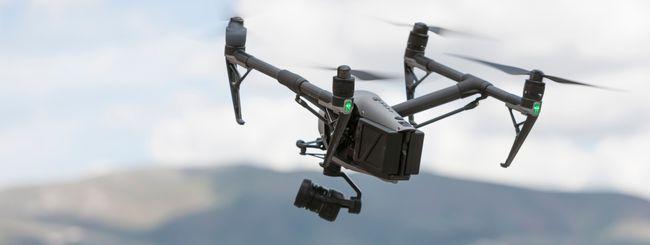 Coronavirus: droni per monitorare gli spostamenti