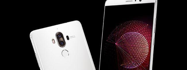 Huawei Mate 10, annuncio ad ottobre?