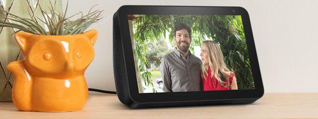 Netflix è disponibile su dispositivi Echo Show