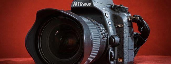 Nikon D750: indagini ufficiali sul problema flare