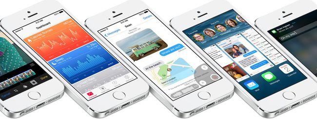 iPhone 6 da 5,5 pollici: landscape e split screen?