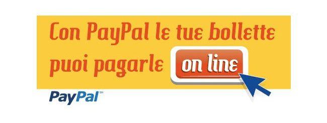 Con PayPal la bolletta Enel Energia si paga online