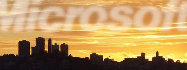 Microsoft conquista il cloud di San Francisco