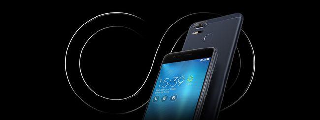 ASUS ZenFone 4V, annuncio a Roma?