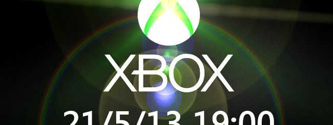 Xbox, 21 maggio 2013