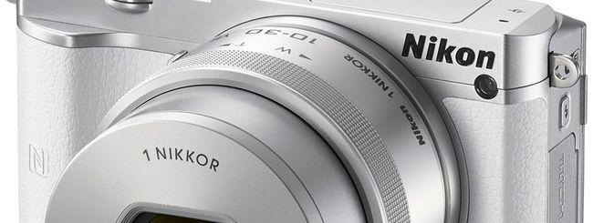 Nikon 1 J5, la mirrorless che registra video 4K