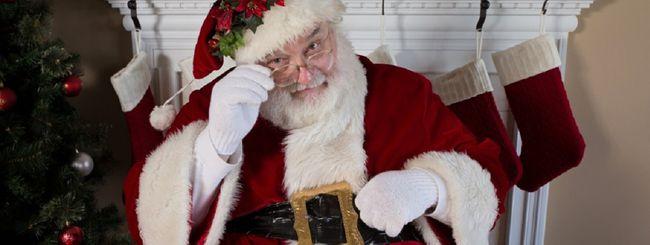 Google Assistant, ora puoi chiamare Babbo Natale