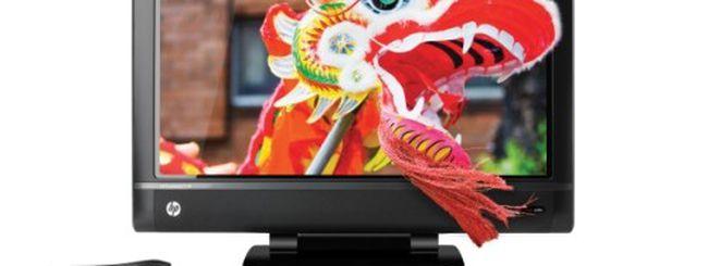 TouchSmart 620 3D: HP entra nella terza dimensione