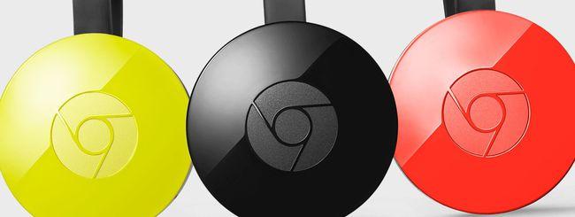 Chromecast: nuova app e supporto da Spotify