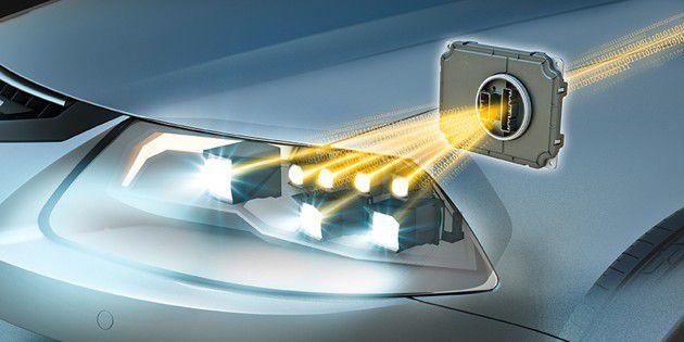 Digitalizzazione e illuminazione secondo Osram e Continental