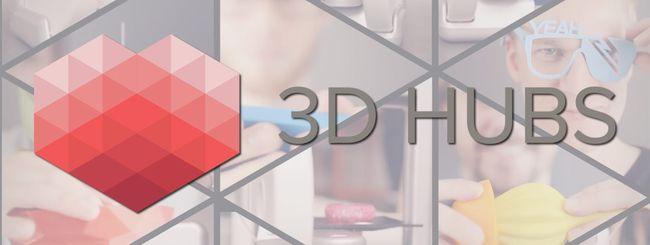 3D Hubs: una rete di 5.000 stampanti 3D