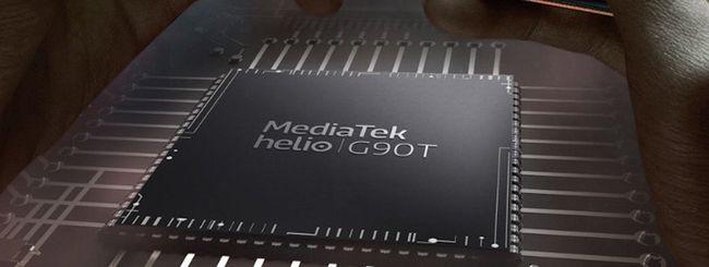 Helio G90, la famiglia di CPU per il gaming