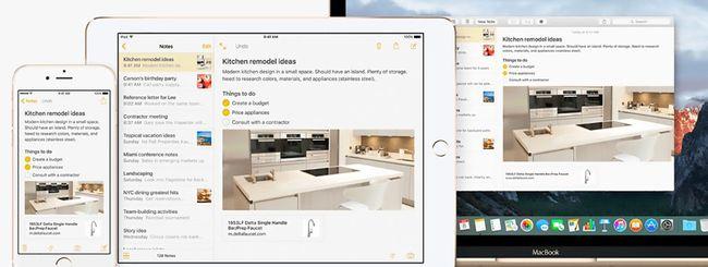 OS X El Capitan e iOS 9: i device compatibili