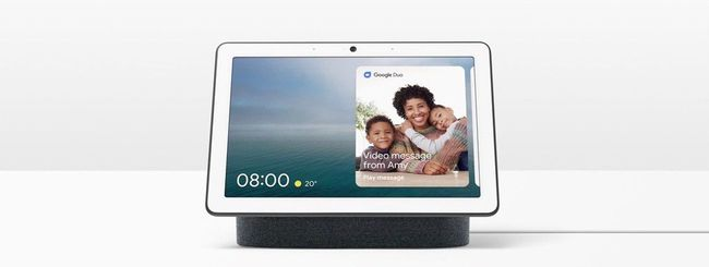 Google Nest Hub Max accoglie le call di Zoom