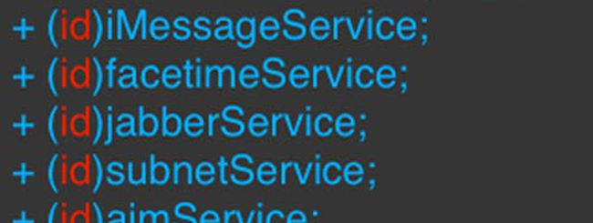 iChat su iOS: nuovo indizio o ennesimo falso allarme?