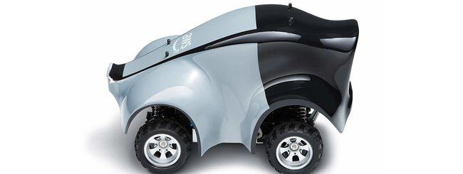 AWS DeepRacer, l'auto giocattolo a guida autonoma
