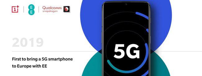 OnePlus lancerà il primo smartphone 5G in Europa