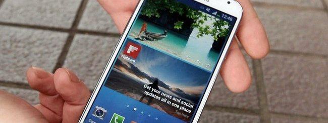 Samsung annuncerà il Galaxy S5 a marzo