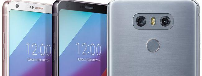 MWC 2017: LG G6, un grande schermo in una mano