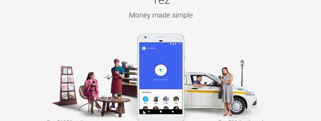Google Tez, app per pagamenti mobile in India