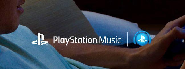 PlayStation Music debutta oggi, powered by Spotify