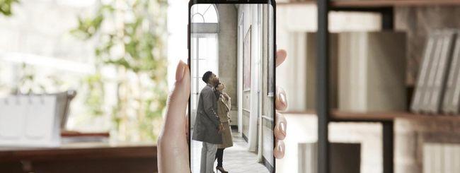 Display 4K per il Samsung Galaxy S10?