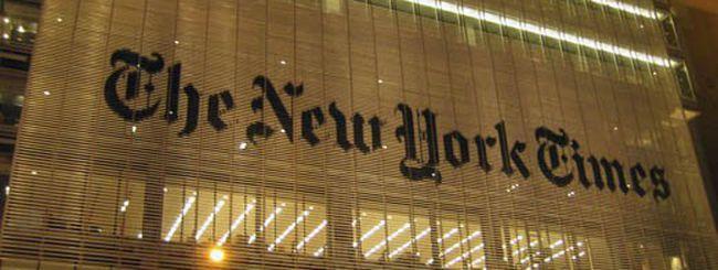 New York Times, il futuro è a pagamento