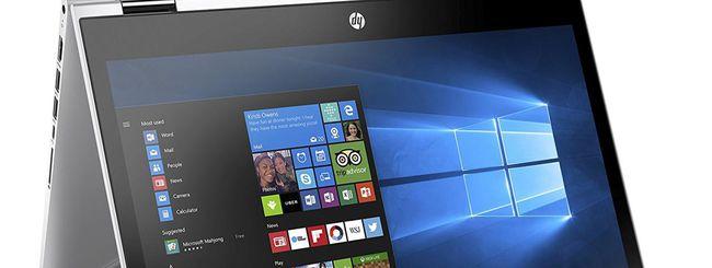 Notebook HP, richiamo per batterie difettose