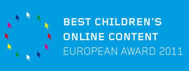 Premio Europeo per il Miglior Contenuto Online