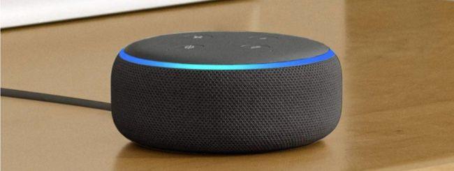 Amazon Echo Dot: ne compri due e ne paghi uno