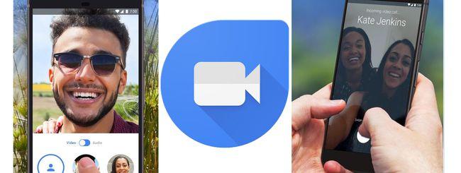 Google Duo: i sottotitoli in attesa della fusione con Meet